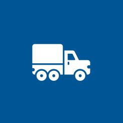 Vrachtwagen accu`s